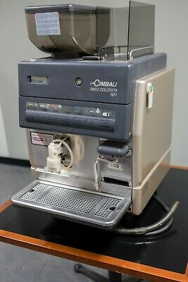 Lacimbali M50 Super Automatic Espresso Machine - Espresso And Auto Milk Froth