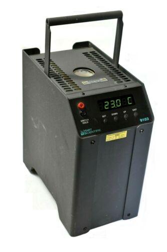 Hart Scientific 9103 Field Dry-Well Calibrator