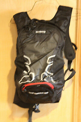 Shimano Day Pack 12L black. Shimano R12. Brand new w/tags. R Daypack collection