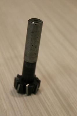 T- Nutfräser HSS Fräse Durchmesser 32 mm x breite 14 mm ()