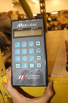 Meriam Meri-cal Precision Pressure Calibrator Lp2000i Hwy