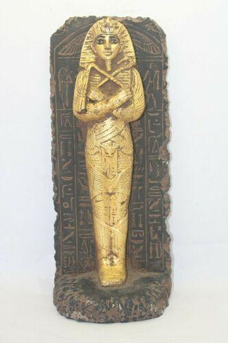 RARE ANCIENT EGYPTIAN ANTIQUE TUT ANKH AMON Statue Most Famous King 1334-1325 BC