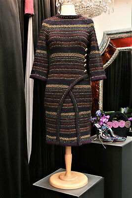 Chanel wool and cashmere dress, Paris – Byzance Collection