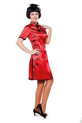 Karneval Kostüm Damen Chinesin Asiatin asiatisch - Asiatische Kostüme