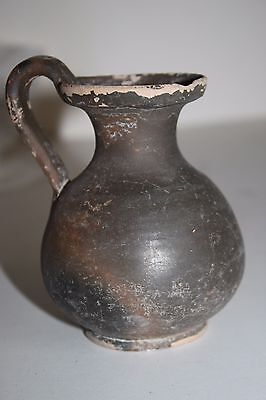 ANCIENT GREEK HELLENISTIC POTTERY OLPE 3rd Century BC WINE CUP