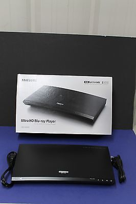 Samsung UBD-K8500 4K Ultra HD SMART 2D/3D WiFi Blu-ray Player, Works Perfectly!