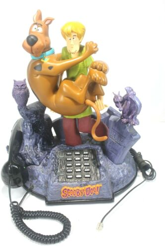 Scooby-Doo And Shaggy Phone Cemetery Tombstones Phone Works Animation Doesn