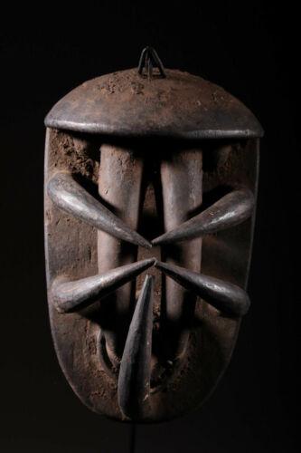 Art African Mask Guéré 1580