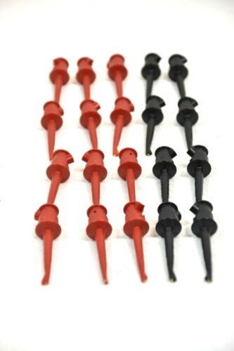 MIXED LOT OF 20. 12 RED & 8 BLACK 4555 POMONA MINI GRABBER