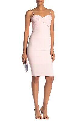 Love by Design - Cross Front Midi Dress size S