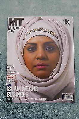 Management Today Magazine: May 2016, Muslim Entrepreneurs