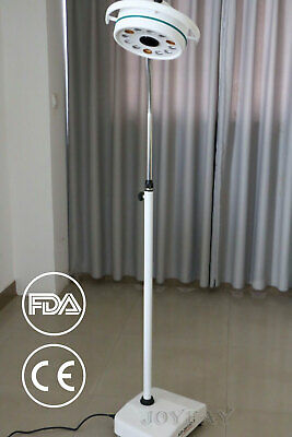 36w Led Mobile Surgical Medical Exam Light Ac Shadowless Lamp Fda