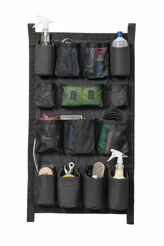 Weaver Trailer Hanging Grooming Bag-Open and Mesh Pockets, 65-2090, Black