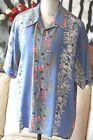 Avanti Hawaiian 100% Silk Casual Shirts for Men