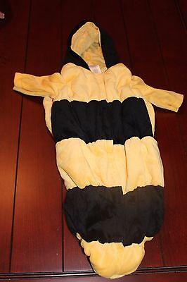 Baby boy girl GYMBOREE Haloween costume Bumble Bee 6-9 Months NWOT - Baby Girl Bee Costume