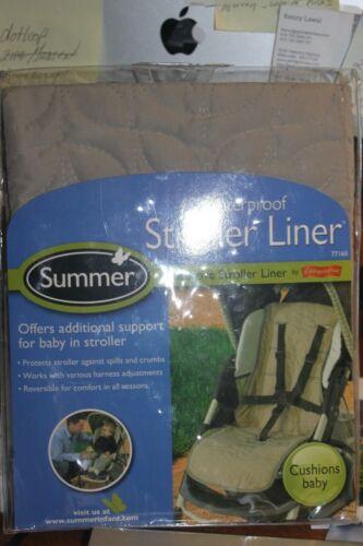 SUMMER WATERPROOF STROLLER LINER