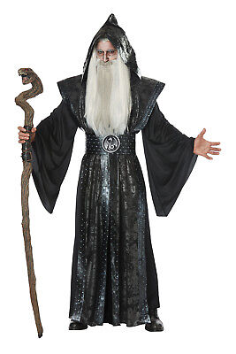 Lord Of The Ring Costumes (Dark Wizard Lord of the Ring Men Adult)