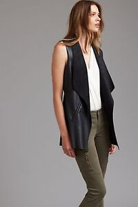 Looking For Dynamite Leather Vest