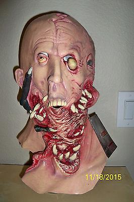 Alien Gastgeber Ripping aus dem Kopf Voll Latex - Alien Kopf Kostüm