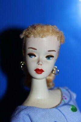 Vintage Barbie Ponytail # 3 Original no Retouches