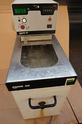 Haake F3 Fisions Ch Cooling Heating Circulating Water Bath Chiller