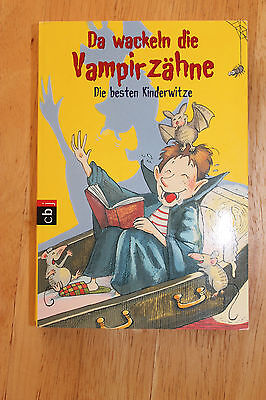 Da wackeln die Vampirzähne - Die besten Kinderwitze ISBN9783570221983 ()
