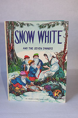 Snow White and the Seven Dwarfs Retold by Kay Brown HC ©1980 First Edition - Adult Snow White And The Seven Dwarfs