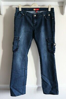Apple Bottom Jeans | Ladies Blue Jeans  | US Size 13/14 | Plus size | Nelly
