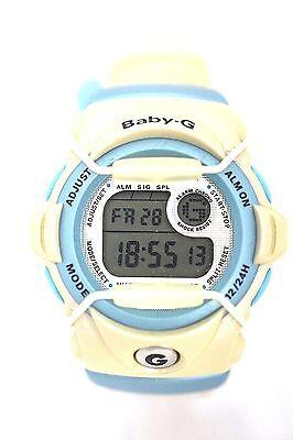 CASIO BABY-G WOMEN Digital Double Strap Watch BG540