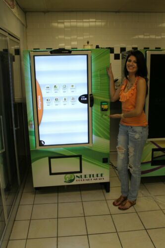 Vending Machine - with Video and Touchscreen selection - SELL & ADVERTISE...!!!
