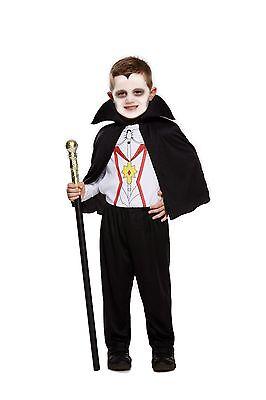 Kleinkinder Vampir 2 Jahre - 3 Kinder Jungen Kostüm Süßes oder Saures (Süße Vampir Kostüm Kinder)