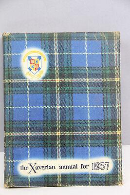 1957 ST. FRANCIS XAVIER UNIVERSITY YEARBOOK XAVERIAN ANNUAL NOVA SCOTIA CANADA