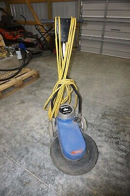 Used Merit Windsor Deluxe 1500 Floor Finishing Buffer Burnisher Machine Md1500