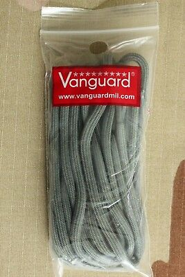 US ARMY IRAQ AFGHANISTAN BDU ACU SAGE GREEN PARA CORD COMBAT BOOTS LACES 1 PR