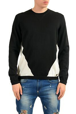 Versace Collection Men's Crewneck Two Tones Light Sweater Size XL 2XL 3XL