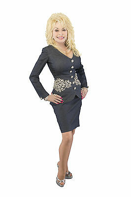 DOLLY PARTON COUNTRY LIFESIZE CARDBOARD STANDUP STANDEE CUTOUT POSTER FIGURE NEW - Country Posters