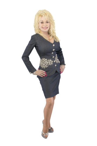 DOLLY PARTON COUNTRY LIFESIZE CARDBOARD STANDUP STANDEE CUTOUT POSTER FIGURE NEW
