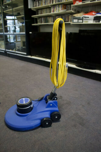 ECB 1500 Industrial Commercial EUROCLEAN FLOOR BUFFER Burnisher PREOWNED