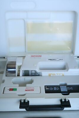 Biotest Hycon Rcs Plus Air Sampler 940310 7.2v 6w W Case Remote Battery