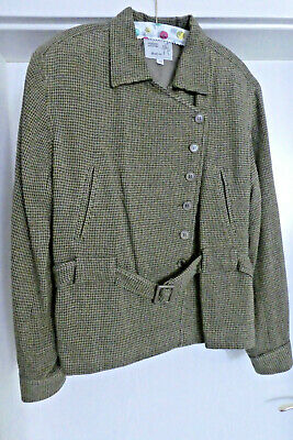 Damen Kostüm, Gr. 40, VINTAGE (Military-Style) - tolle Details !