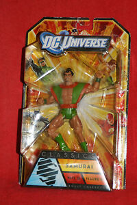 DC Universe Classics Series 18 Action Figure Samurai [Build Apache Chief Figure]