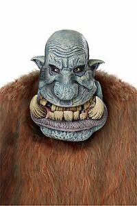 Adult Battle Troll Big Mouth Animotion Costume Mask