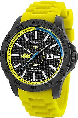 NEW TW Steel Yamaha 40mm Mens Silicone Watch - VR1