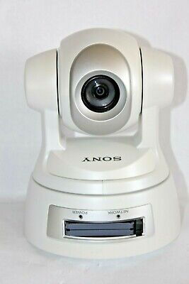 Sony Sncrz30n Network Ptz Pan Tilt Zoom Security Camera Untested