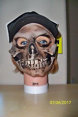 Otenkopf Mütze Bewegliche Mund Unheimlich Maske Kostüm 1001MABS