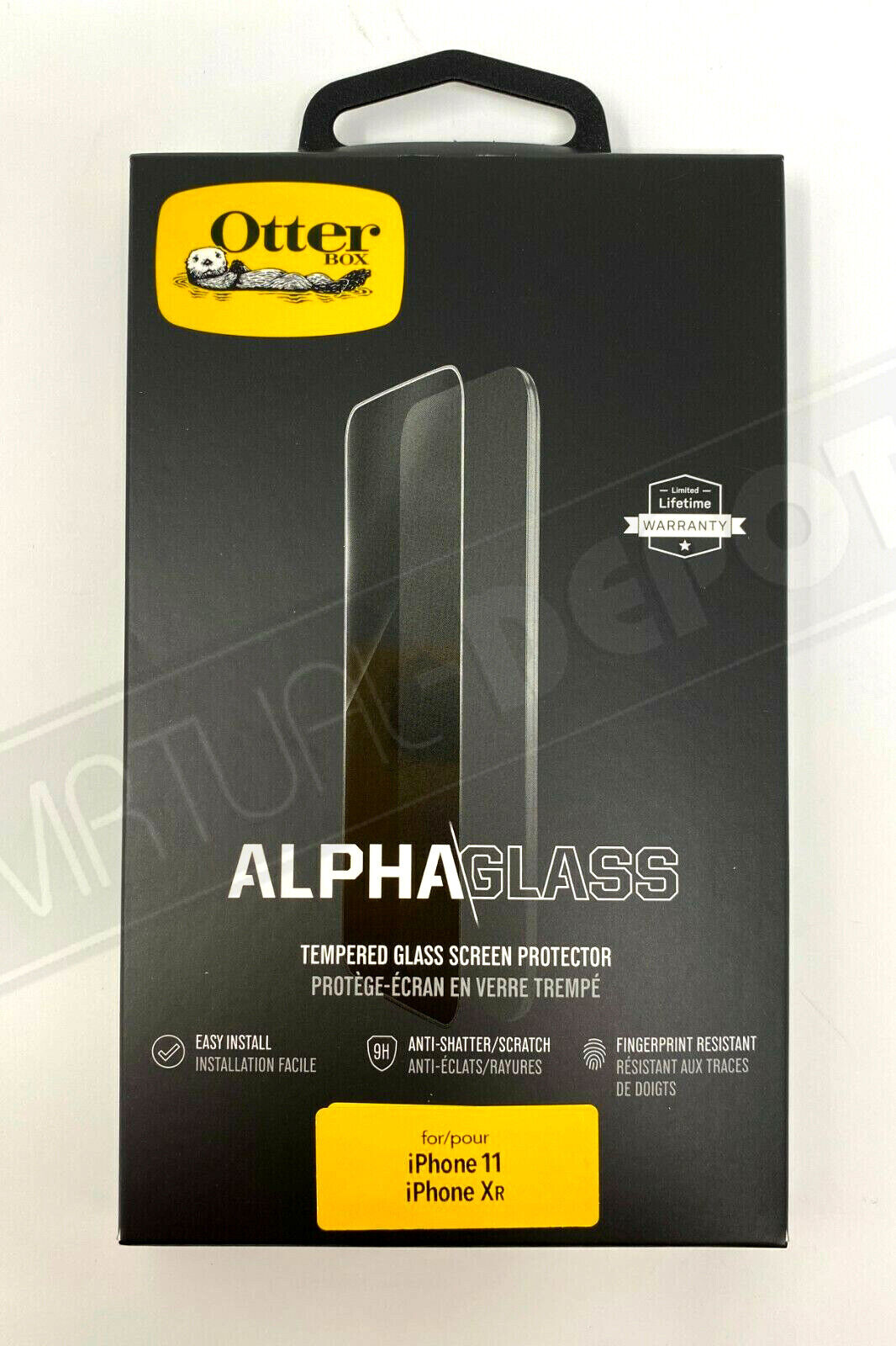 OtterBox Alpha Glass Series Screen Protector CLEAR for iPhon