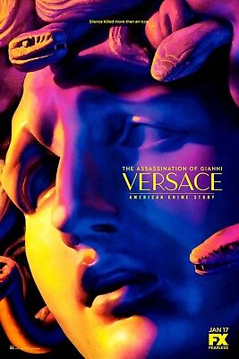 American Crime Story Assassination Of Gianni Versace Movie Poster 13 20   32 48