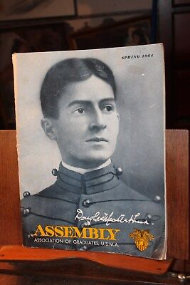 1964 Assembly Association of Graduates West Point United States Military Academy