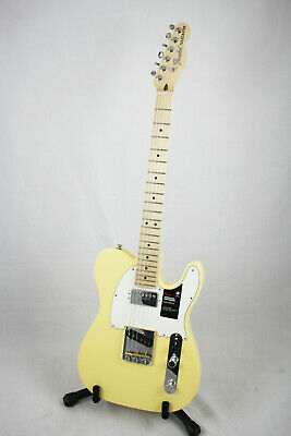 Fender American Performer Telecaster Hum with Humbucker, Vintage White OPEN BOX