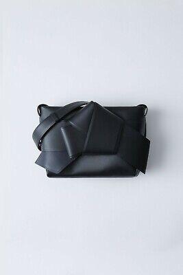 Acne Studios Musubi Knot Handbag Black SOLD OUT